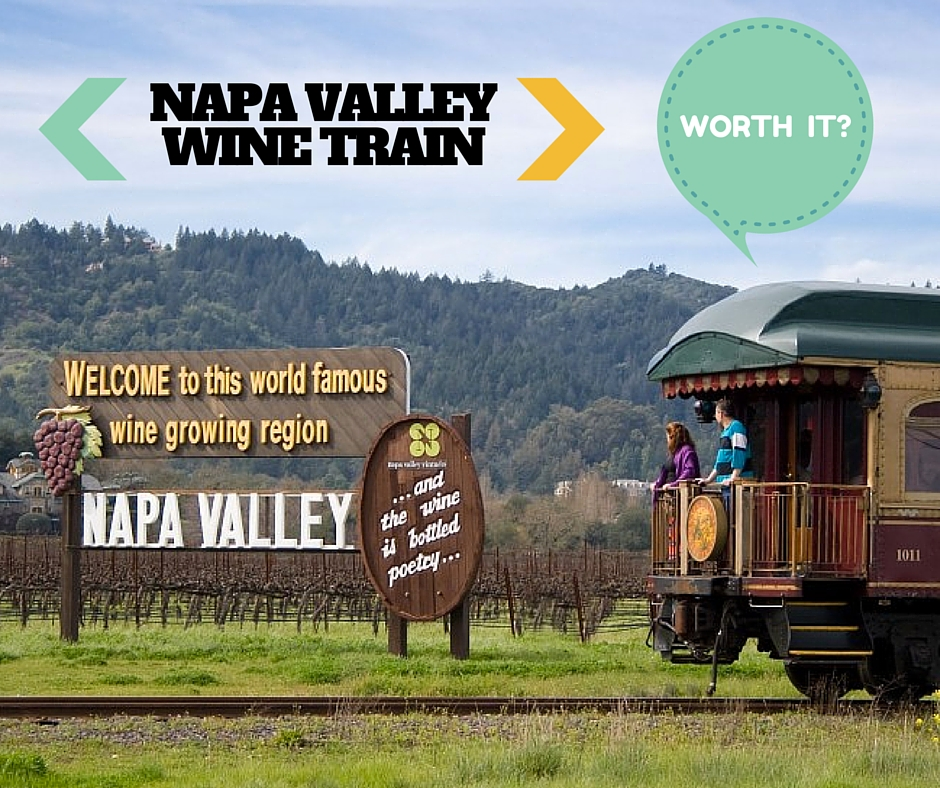 Napa Valley Wine Train WORTH IT?
