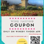 2018 Castello di Amorosa Coupon – 2018 FREE WINE TASTING COUPON!