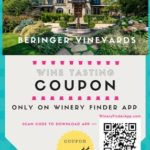 Beringer Vineyards & Winery – NEW Wine Tasting Coupon!