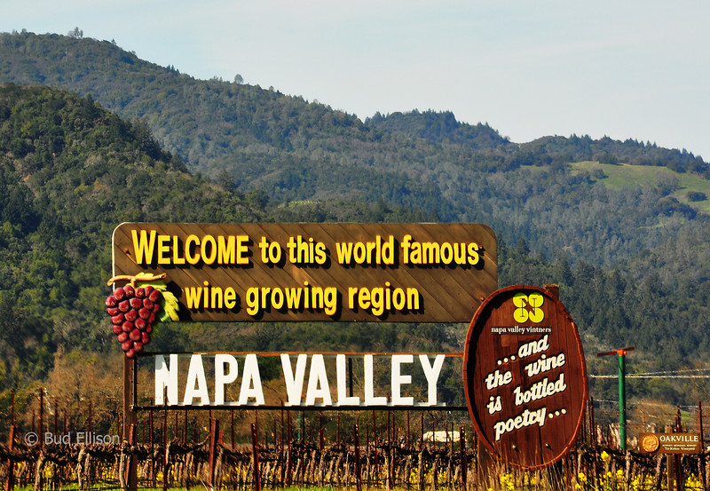 Napa Valley First Time Visitor ULTIMATE DAY ITINERARY - Napa valley winery map and trip planner