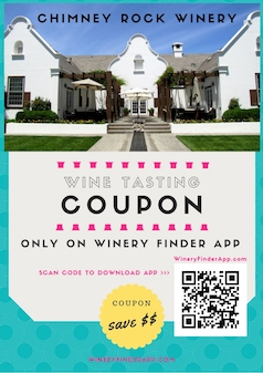 Chimnery Rock Winery Napa Valley Wine Tasting Coupon