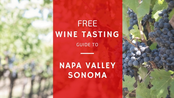 FREE WINE TASTING NAPA SONOMA WINERIES